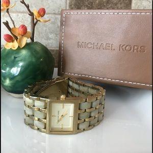 Michael Kors MK 4195 Women's mixed material Watch